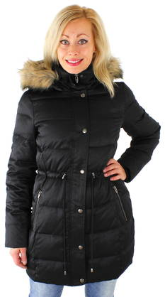 Vila Down Jacket Vitheta black - Down jackets - 115180 - 1 a524a6bcac