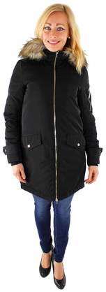 Vila Down Jacket Jala black - Winter jackets - 117230 - 1