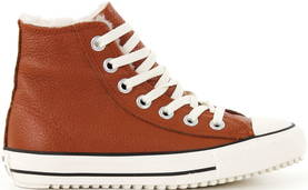 Converse Sneakers  All Star Boot leather cognac - Sneakers - 112870 - 1