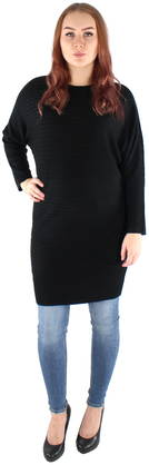 JDY Knitted Dress Blues - Dresses - 122180 - 1