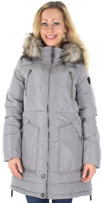 Only Down Jacket New Rhoda silver - Stilettoshop.eu webstore 61e8c63e861