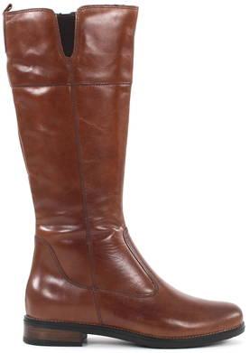 Tamaris xs-shaft Boots 25562-21 cuoio - Boots - 122010 - 1 db5531009b