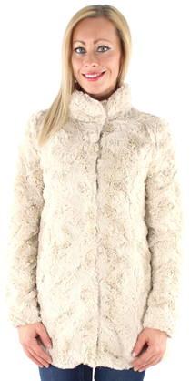 603fbb86715 Vero Moda Faux Fur Jacket Curl highneck - Light jackets - 121970 - 1