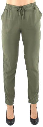 Vero Moda Pants Simply Easy, Dark Green - Trousers - 121370 - 1
