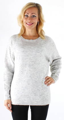 Vila Sweater Cant string - Knitwear - 117060 - 1