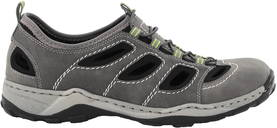 Rieker Shoes 08065-40 grey - Walking shoes - 117950 - 1