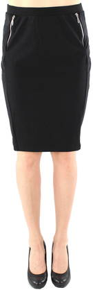 Sara Louise Pencil skirt 51890, Black - Skirts - 120220 - 1