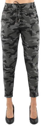 Only Pants Poptrash easy camo - Trousers - 121430 - 1