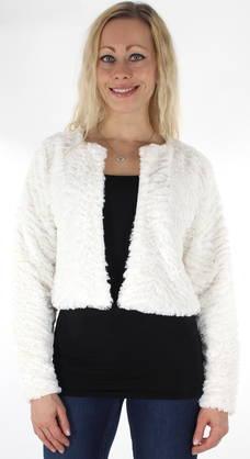 1a740675 Vila Jacket Fury faux fur - Light jackets - 122290 - 1