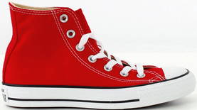 Converse Sneakers  All Star Hi red - Sneakers - 113261 - 1