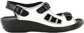 Promena Professional shoes 8076 white/black - Work shoes - 116171 - 1