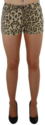 Pieces Shorts Funky linn r.m.w sand - Shorts and Capri pants - 112251 - 1