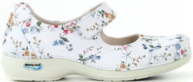 Nursing Care Machine washable shoes  WG500F1 flower - Work shoes - 111711 - 1
