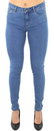 Vero Moda Leggings Julia flex it, Blue - Leggings - 121901 - 1