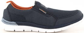 Rieker Shoes B4870-14 blue - Walking shoes - 118301 - 1