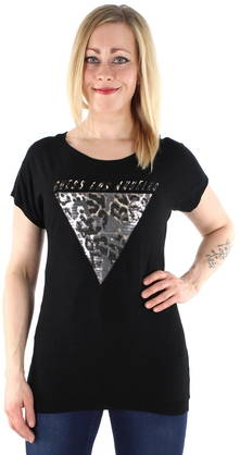 Guess T-shirt Lula black - T-Shirts - 118901 - 1