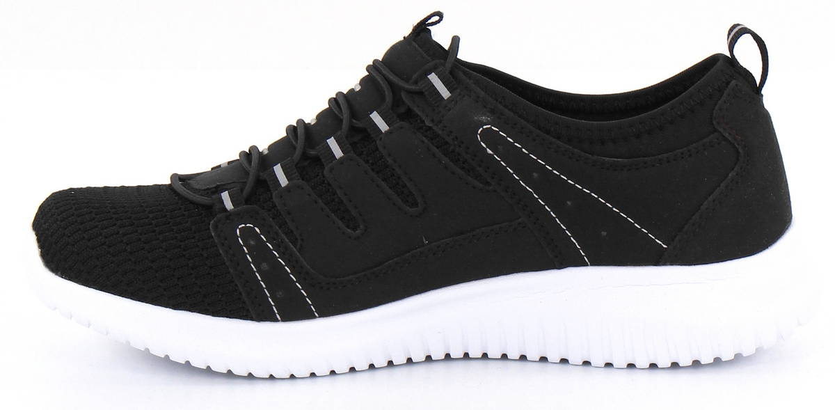 f2f73aca50b Polecat Sneakers 435-0106, Black - Stilettoshop.eu webstore