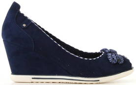 Marco Tozzi Wedge pumps 29305-26 navy - Pumps and high heels - 115732 - 1