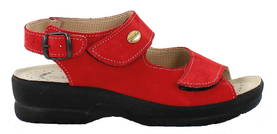 Golden Fit Professional sandals 696 rosso - Sandals - 117292 - 1