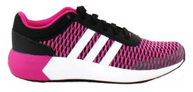 Adidas Trainers  Cloudfoam race black/pink - Trainers - 116982 - 1