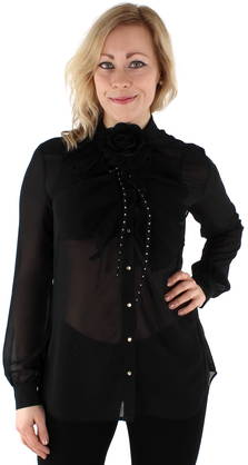 Guess Shirt Ginette black - Party tops and shirts - 117792 - 1