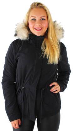 Only Parka Jacket Lucca short dark navy - Parka coats - 114962 - 1 8ae57b504b