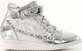 So What Sneakers  56403001 silver - Sneakers - 115702 - 1