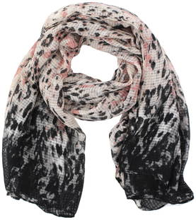Pieces Scarf Magda long black - Scarves - 118212 - 1