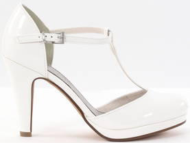 Marco Tozzi High Heels 24416-20, White - Pumps and high heels - 120282 - 1