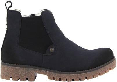 Rieker women boot blue 79884 14