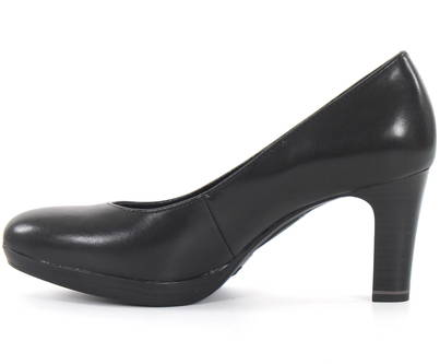 tamaris black pumps
