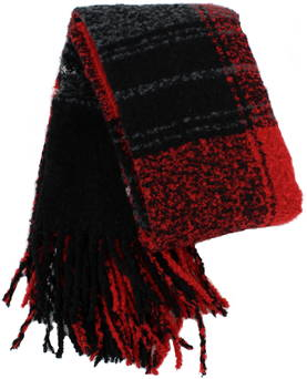 Pieces Scarf Dannie - Scarves - 117673 - 1