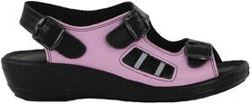 Promena Professional shoes 8076 pink/black - Work shoes - 112933 - 1