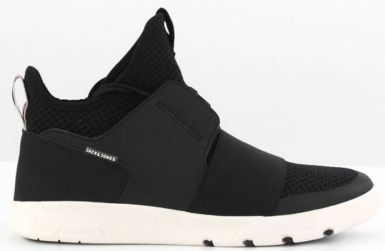Jack&Jones Sneakers Bourne mesh, Black - Sneakers - 120323 - 1