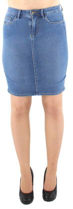 Only Denim Skirt Rain dnm - Skirts - 120654 - 1