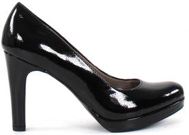 Tamaris Pumps 22426-22, Black - Pumps and high heels - 122784 - 1