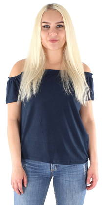 Vero Moda Off shoulder T-Shirt True - T-Shirts - 118914 - 1