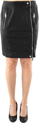 Vero Moda Skirt Lia Creamy, Black - Skirts - 119884 - 1