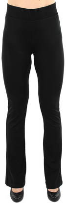 Only Pants Bonnie flaired, Black - Trousers - 120424 - 1