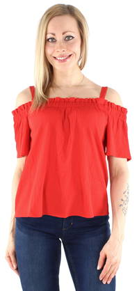 Noisy May T-shirt Cosmo s/s off shoulder - T-Shirts - 120854 - 1