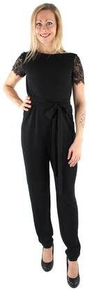 Vero Moda Jumpsuit Milla black - Trousers - 122304 - 1