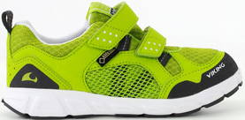 Viking Sneakers Hobbit Gore-tex lime - Casual - 112035 - 1