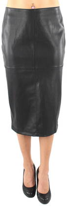 Vila Skirt Pen medi, Black - Skirts - 121975 - 1