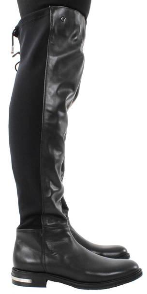 Guess Boots FLCEL4LEA11 black