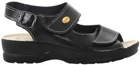 Golden fit Professional sandals  696, black, Nero S - Work shoes - 115256 - 3