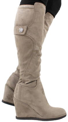 Guess Boots FLWLT4SUE11 brown - Boots - 117396 - 1