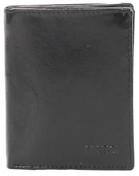 Nabo Leather Wallet NK03, Black - Wallets - 117326 - 1