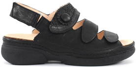 Think! Sandals 81879-09 Cambio, Black - Work shoes - 122136 - 1