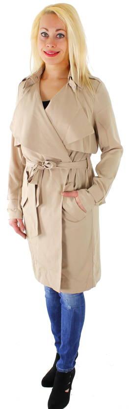 Vero Moda Trench coat Fame 3 4 - Stilettoshop.eu webstore a5a6754a80