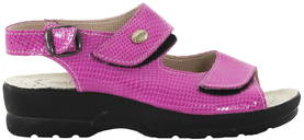 Golden Fit Professional sandals 696 fuchsia - Work shoes - 115257 - 3
